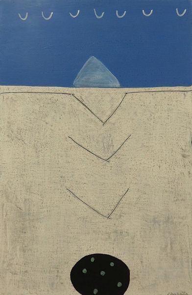 「Landscape 5」41×27.3cm