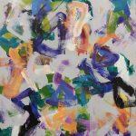 「ドレートン」キャンバス、油彩 1167×910mm 2016